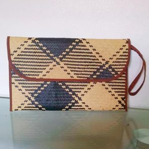 Clucth Bag Rattan