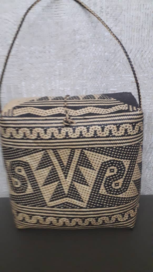 Borneo Handmade Premium Rotan Bag