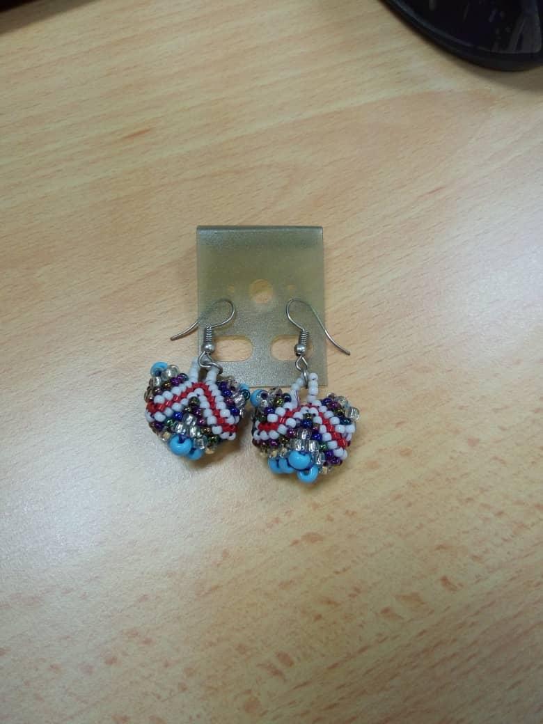 Bidayuh earrings