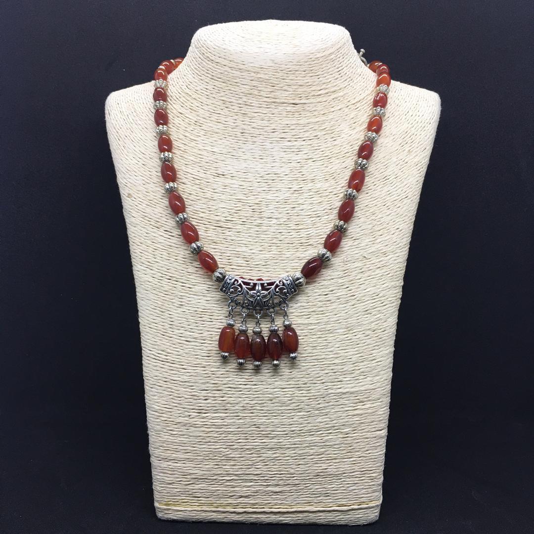 Ceramics Beads Necklace