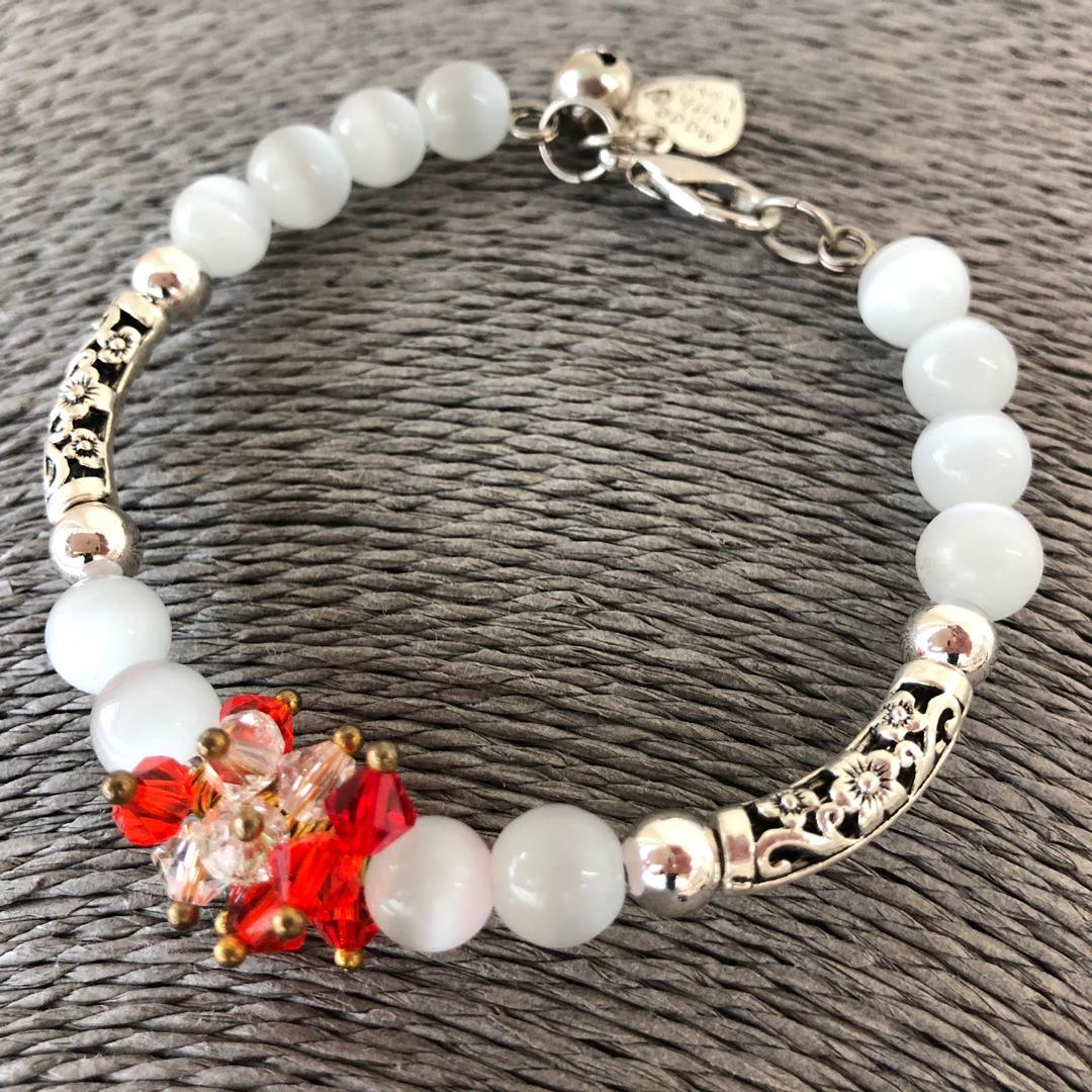Bracelet (Crystal - Cat Eyes)