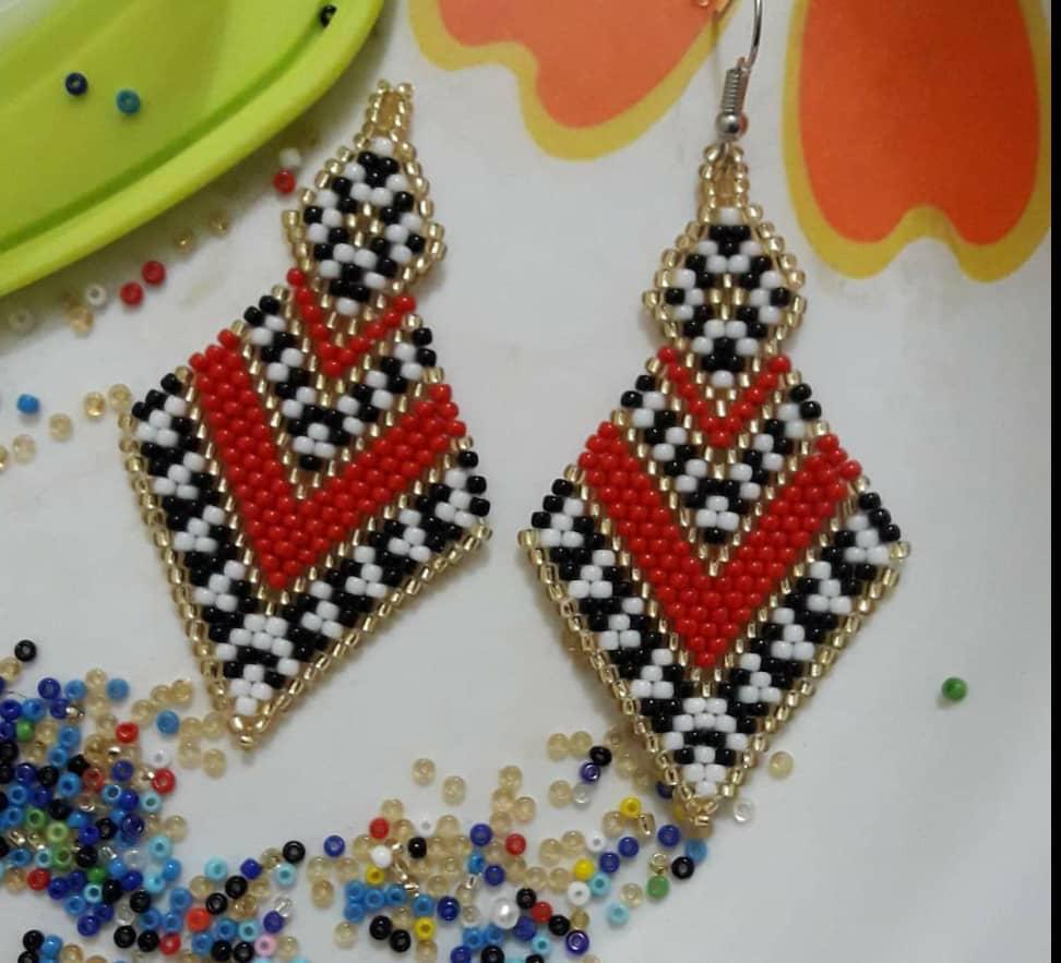 Beads Earing