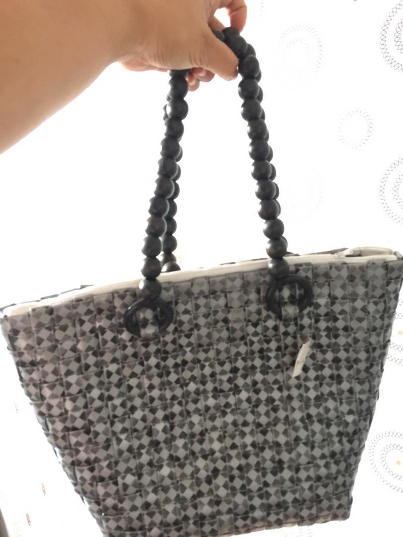 Beg Anyaman Sarawak / Handmade Bag(PVC)