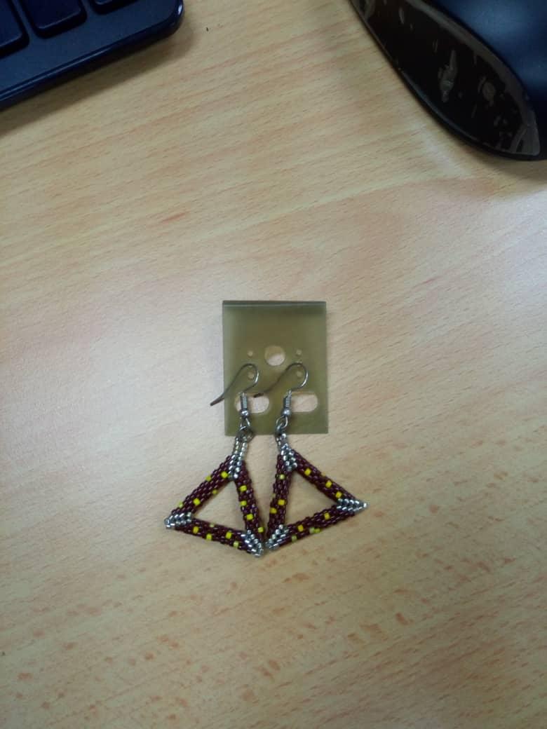 Bidayuh Handmade Earrings
