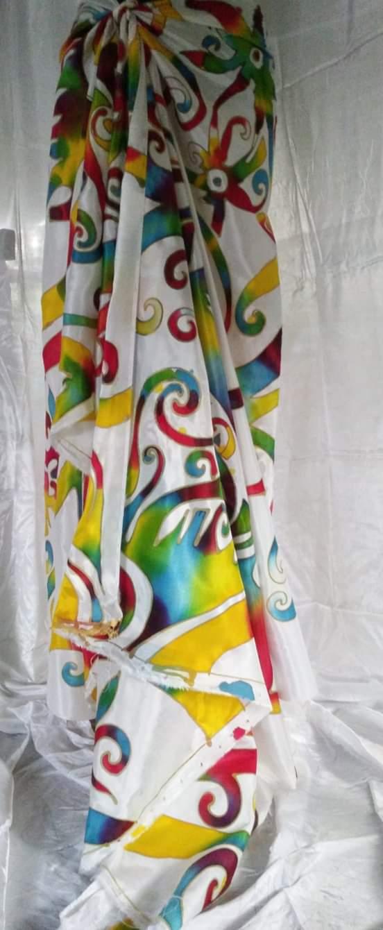 Batik Pareo (Colourfull)