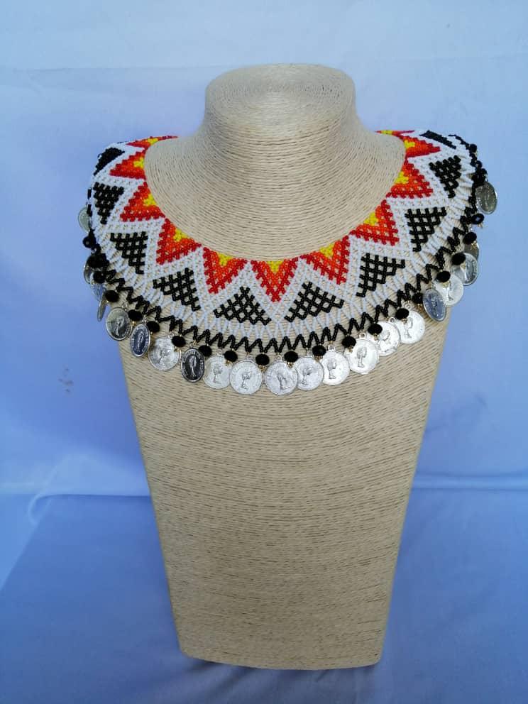 Rantai Moden (handmade necklace)