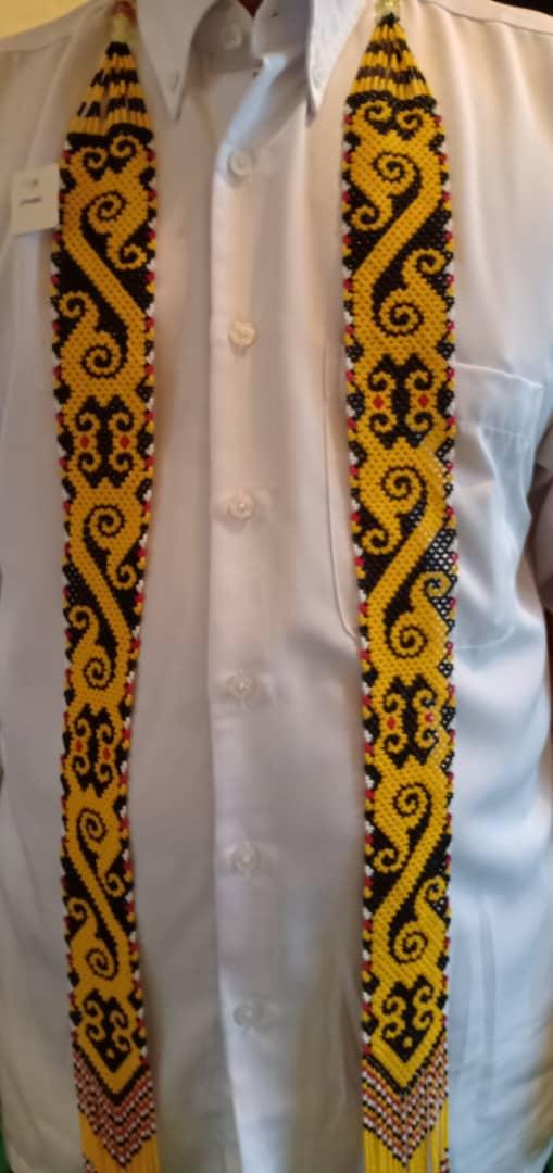 Beads Sash (Handmade)