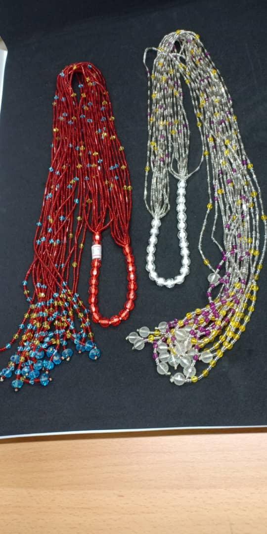 Necklace Bling (Handmade)