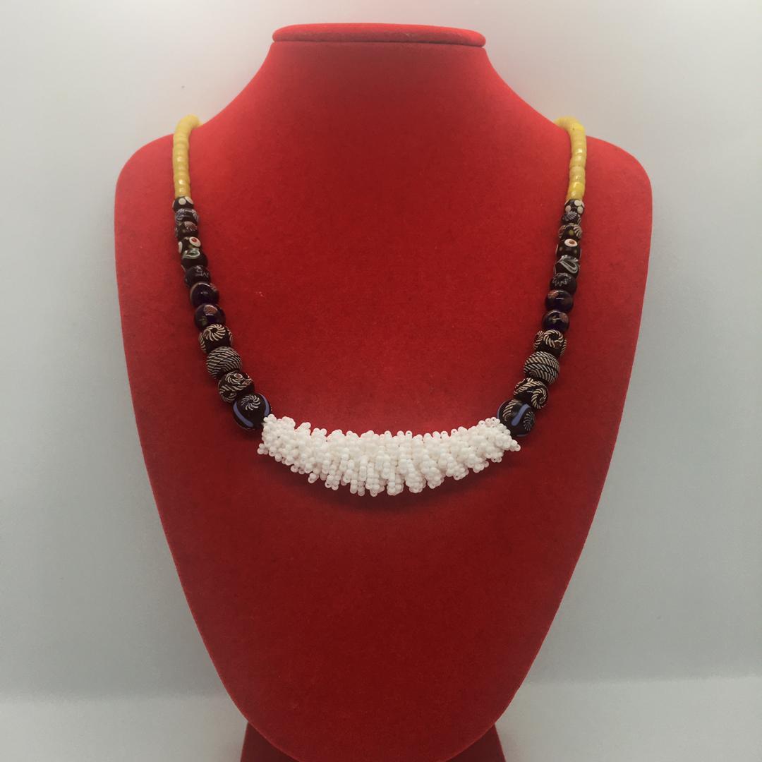 Ladies Kabo with orang ulu beads