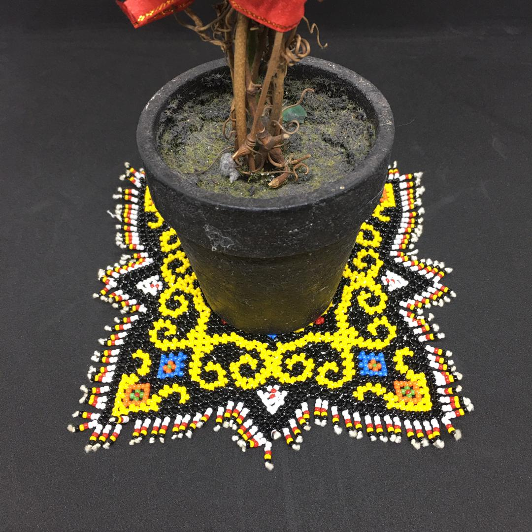 Orang Ulu Multi Purpose Accessory or Glass Coaster
