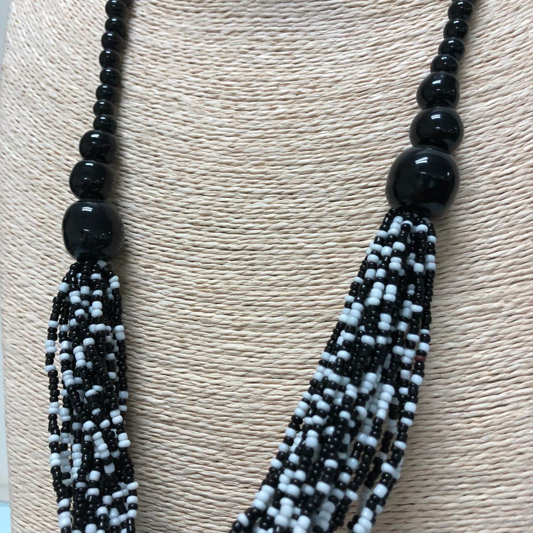 A Thousand Beads Borneo Necklace